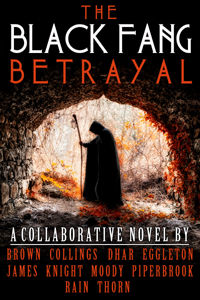 Cover for The Black Fang Betrayal