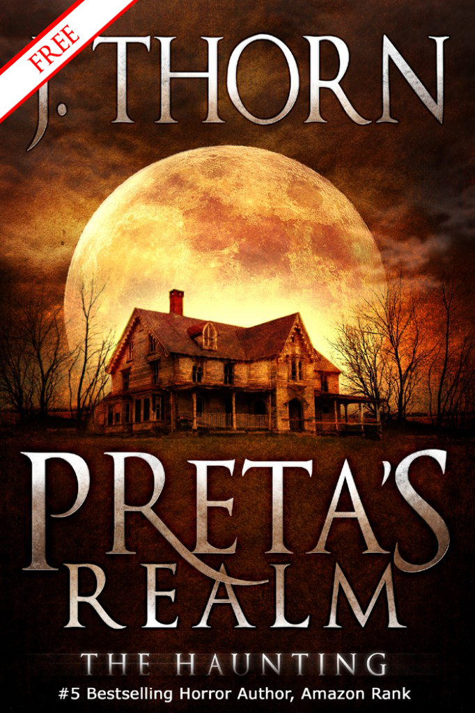 Cover for Preta's Realm - The Haunting