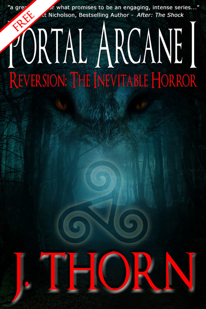 Cover for Portal Arcane 1 - Rversion: The Inevitable Horror